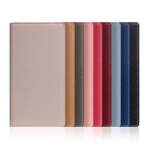 Release iPhone Case Notebook Type Genuine Leather