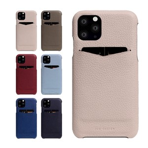iPhone Case Back Case Genuine Leather SLG Design