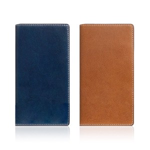 Release iPhone Case Notebook Type Genuine Leather SLG Design