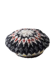 Hand Knitting Knitted Cap