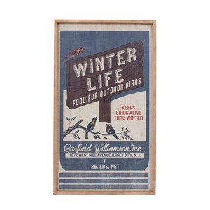 【DULTON ダルトン】ART FRAME ''WINTER LIFE''