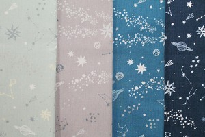 Fabric 4 Colors Space