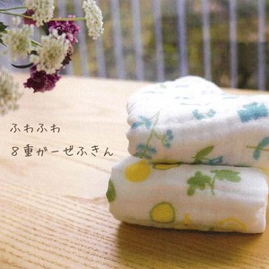 8 Pcs Gauze Fluffy Kitchen Towels Fluffy Gauze Closs