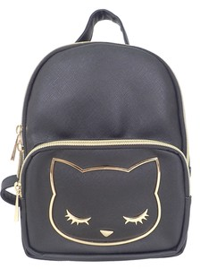 Pooh Face Metal Fittings Backpack