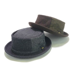 Charm Patchwork Pork Pie Hat Young Hats & Cap
