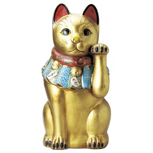 Gold Decoration Beckoning cat Beckoning cat