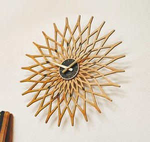Wall Clock Natural Wall Clock Living