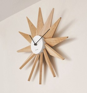 Wall Clock Wall Clock Natural Scandinavia