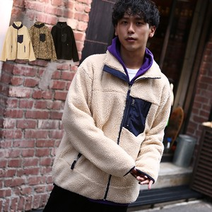 A/W Men's Stand Blouson Jacket