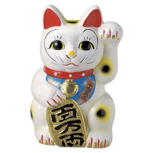 ceramic Ornaments Beckoning cat Beckoning cat