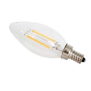 LED Filament Light Bulb with box