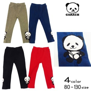 Panda Bear Attached Long Pants