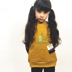 A/W Kids Girl Girls Pancake Print Sweatshirt
