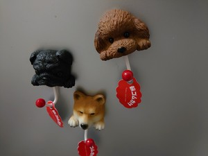 Ring Rubber Shiba Dog Objects and Ornaments Ornament