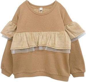 Frill Pullover Kids Toddler Girl A/W