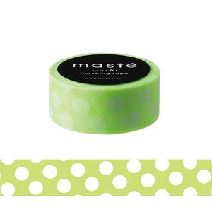 Mark Washi Tape Basic Neon Color