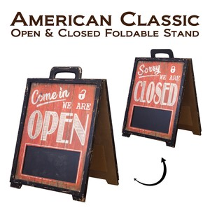 American PEN Double Stand Both Sides Type