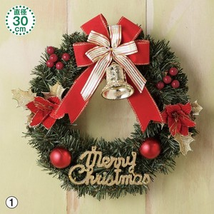 Christmas Wreath Artificial Flower