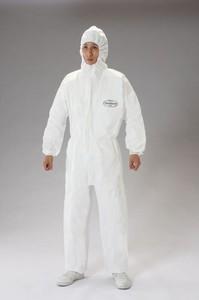 [L]防護服(使い捨て/液体防護用)