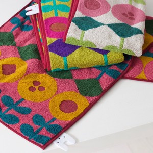 A/W Flower Face Towel Towel Collection