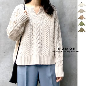 [2019NewItem] Neck Knitted Pullover