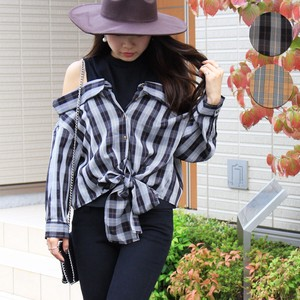 Top Top Checkered Shirt