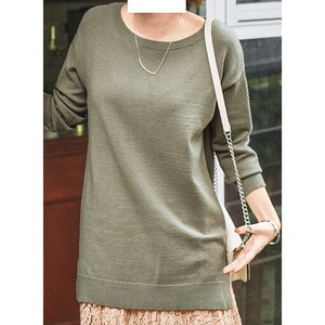 Long Knitted Tunic