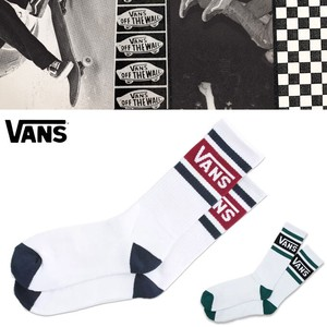 VANS TRIBE CREW SOCKS  17132