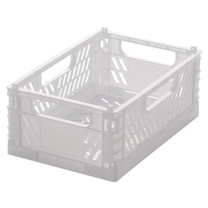 Folded Container White