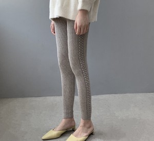 Puffy Knitted Leggings