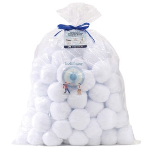 Gift Show Awards India Snowball Fight Snow Ball 100 Pcs Set Christmas