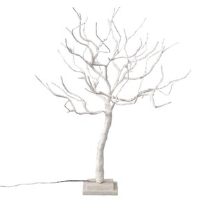 Popular Season Christmas LED Branch Tree White Size S