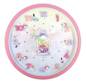 Sanrio Icon Wall Clock My Melody