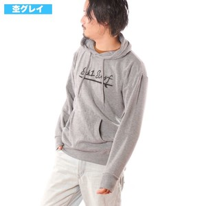 [2019NewItem] Raised Back Print Hoody Print Pullover Hoody Sweat