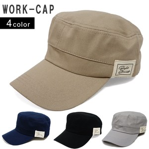 Hats & Cap Cap Military Cap Work Cotton Patch Ladies Men's The Four Seasons