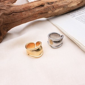Ring Metal Nuance Ring Ring Fork Ring Free Size Adjustable Ring Ring