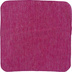 Moment Water Absorption Handkerchief Dark Pink