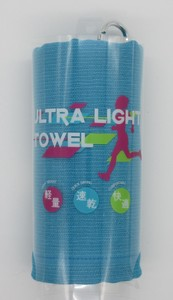 Light Towel Blue