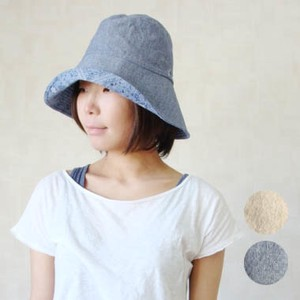 REVERSIBLE DUNGAREE HAT ハット