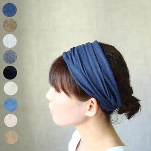 ORGANICCOTTON HAIRBAND ヘアーバンド