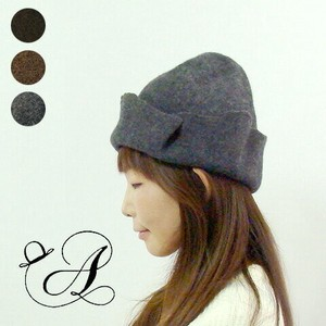 FELT WASHABLE CAP 再入荷
