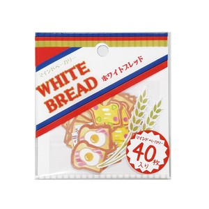 India Bakery Sticker Toast