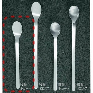 Feeding Spoon Shallow short