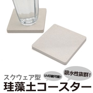 Original Material Items Vest Inspection Completed Print type Diatomaceous Earth Coaster