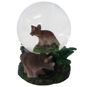 Interior Accessory Objects Snow Glove Aqua Ball Triceratops