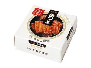 [Canned foods] K&K Canned Food Premium Made in Japan Broiled Conger eel EO