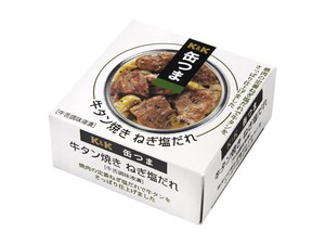 [Canned foods] Canned food Grilled beef tongue EO with green onion and salt