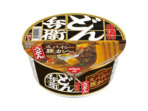 [Cup noodles] Nisshin Foods Donbei Spicy Curry