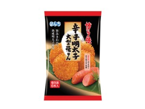 [Rice crackers] Bonchi Age Spicy Cod Roe Large Fried Rice