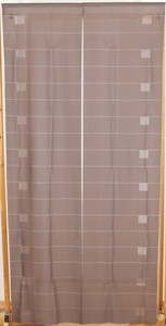 [ 2020NewItem ] Partition Curtain Open By Japanese Noren Curtain Length Plain
